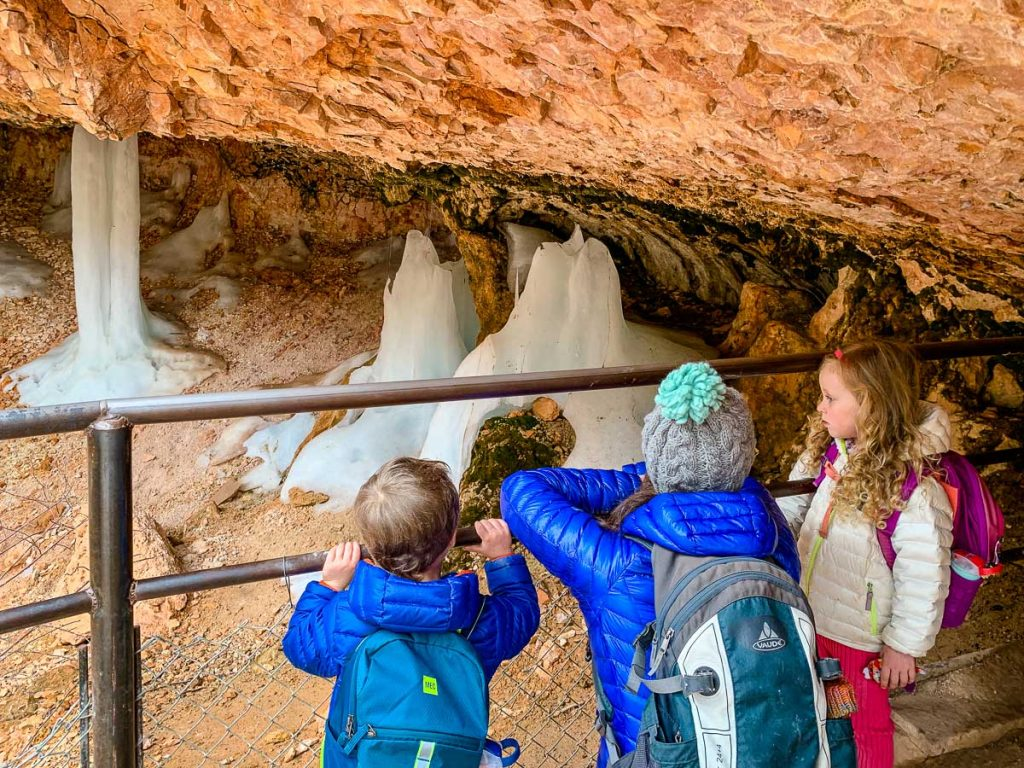 best hikes in Bryce Canyon National Park for kids