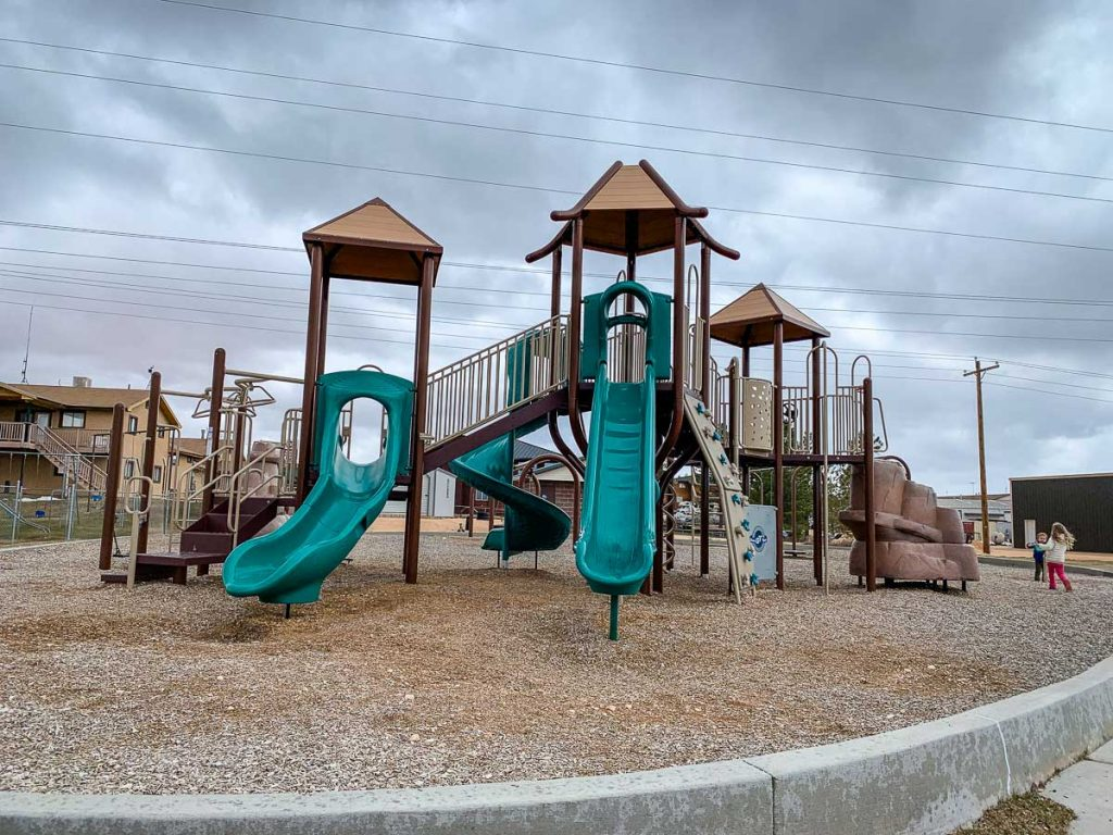 Playgrounds near Bryce Canyon National Park