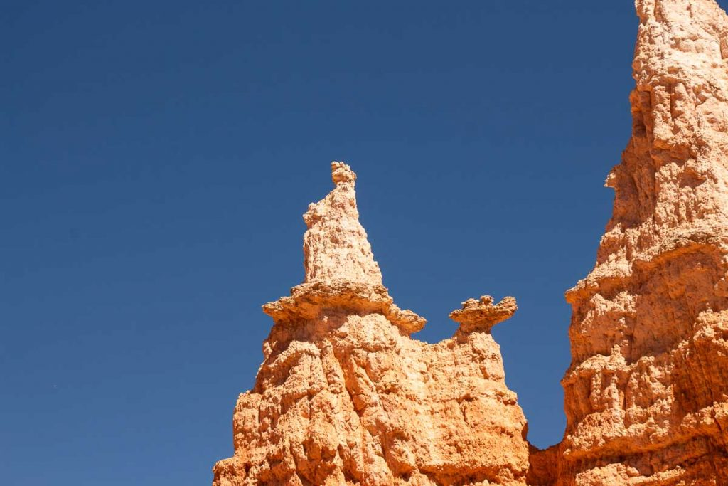 Queen's Garden Trail in Bryce Canyon NP