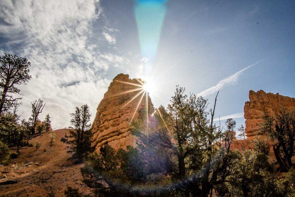 Red Canyon near Bryce Canyon NP