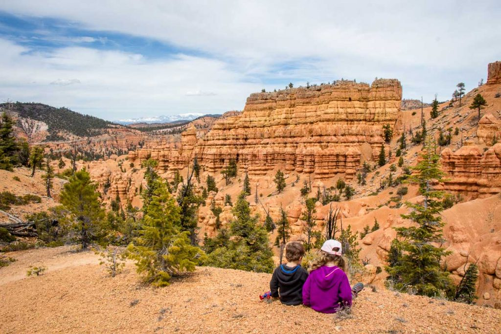 Red Canyon easy hikes