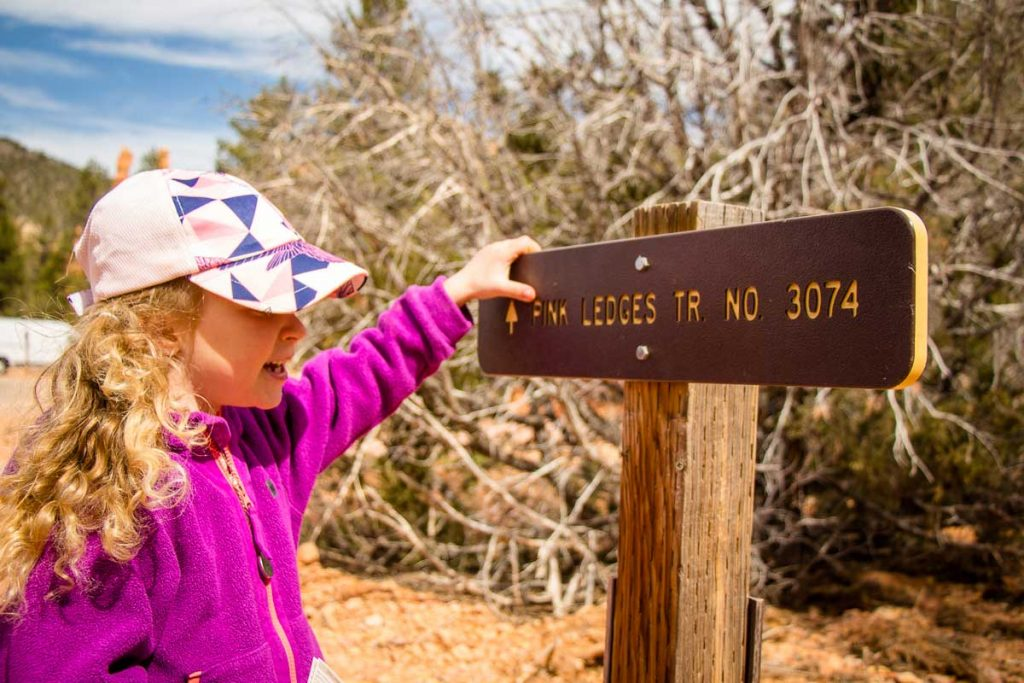 things to do with kids in Bryce Canyon National Park