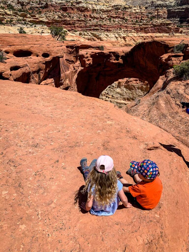 best hikes in capitol reef national park