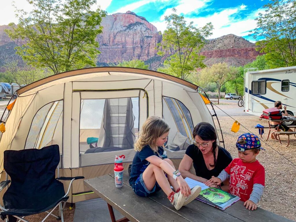 Camping gift ideas for kids
