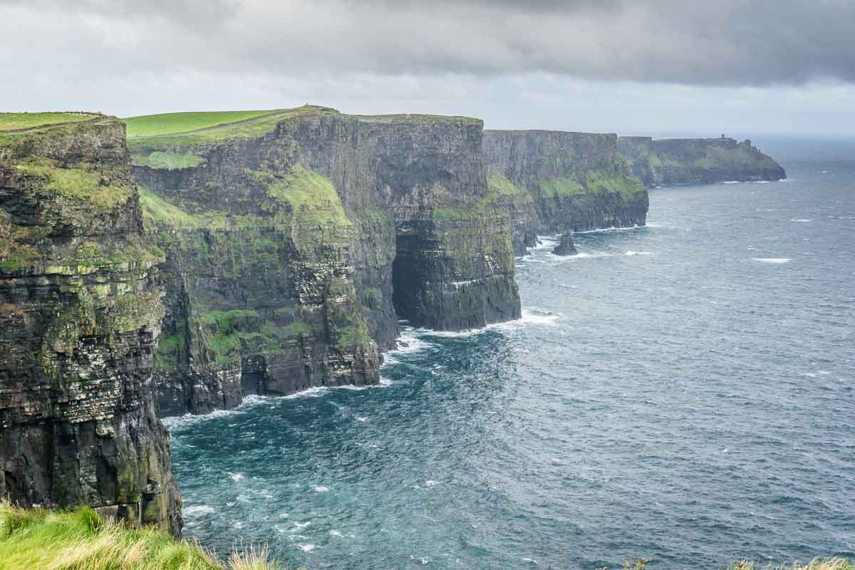 image of cliffs of moher ireland