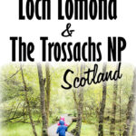 Easy Walks in Loch Lomond and the Trossachs National Park
