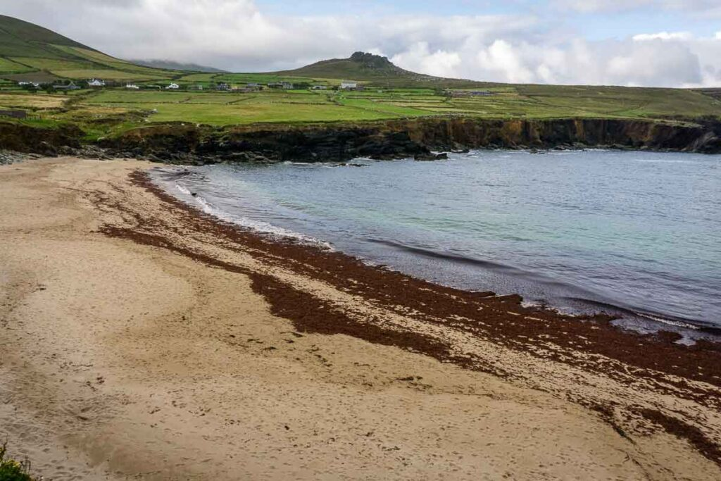 Image of Clogher Beach on Dingle Peninsula