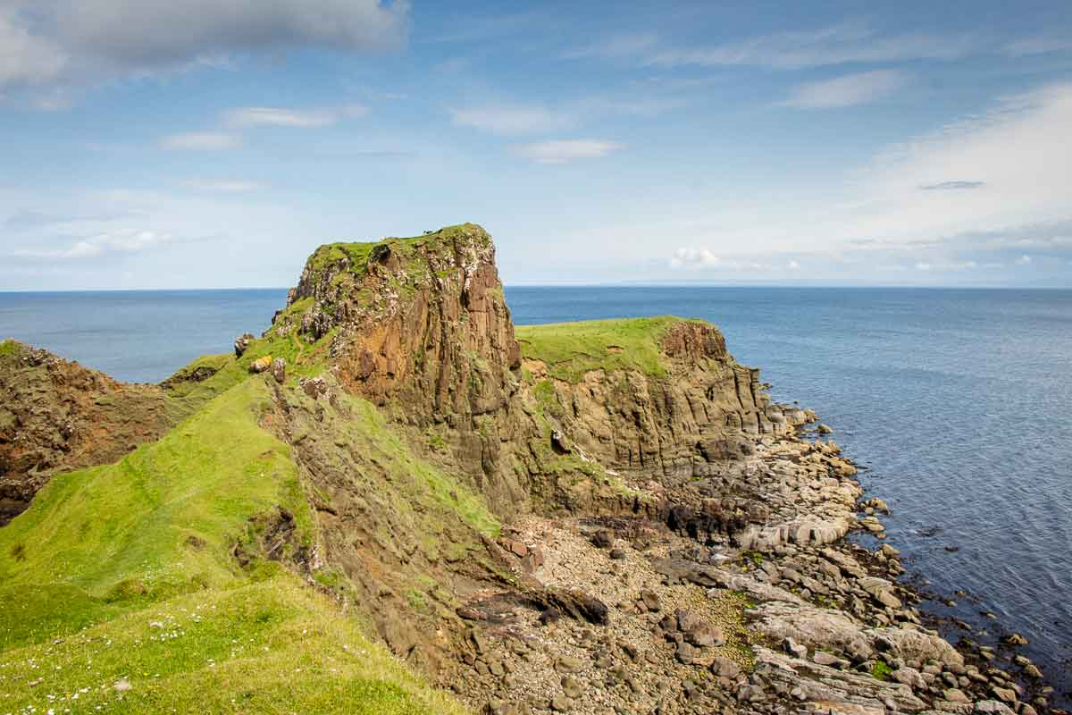 image of Brother's Point which is one of the best hikes on Isle of Skye Scotland