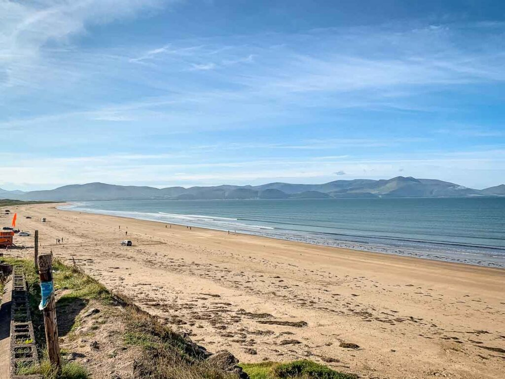 image of Inch Beach on Dingle Peninsula
