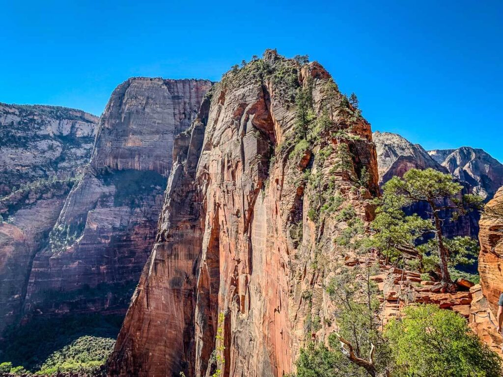 Image of Angels Landing Utah