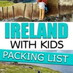 packing for ireland with kids