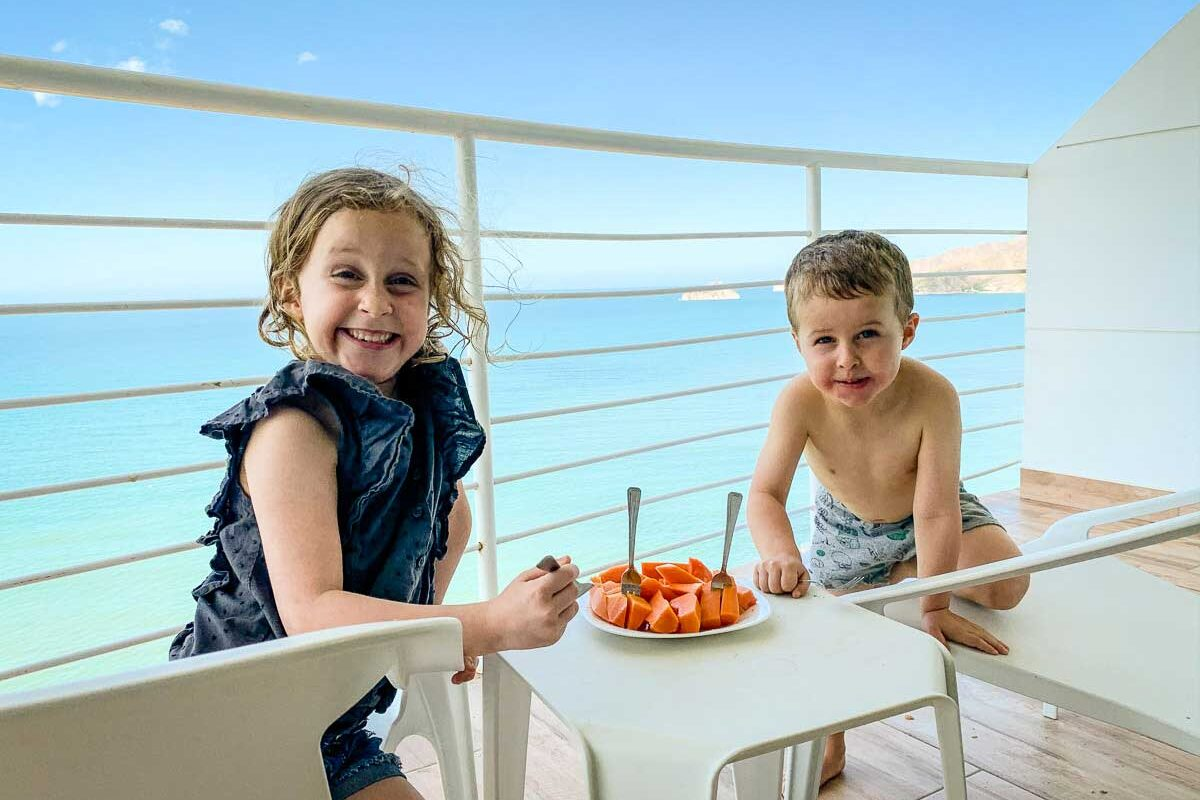 3 Days in Rodadero with Kids