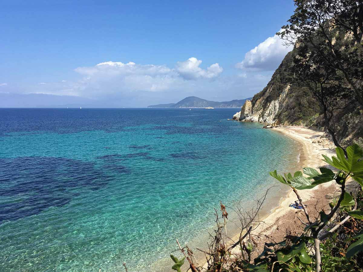 Discover the best beaches on Elba Island