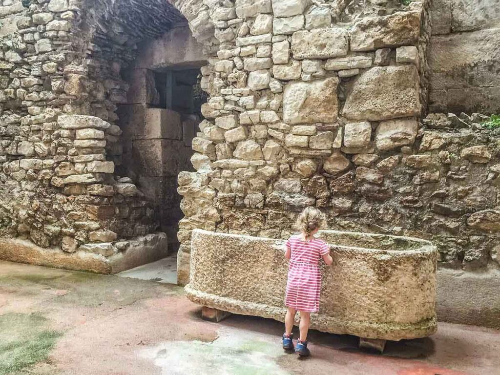 things to do on a rainy day in Split with kids