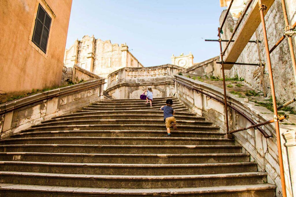 dubrovnik top attractions - Self Guided Tour of Old Town Dubrovnik with Kids