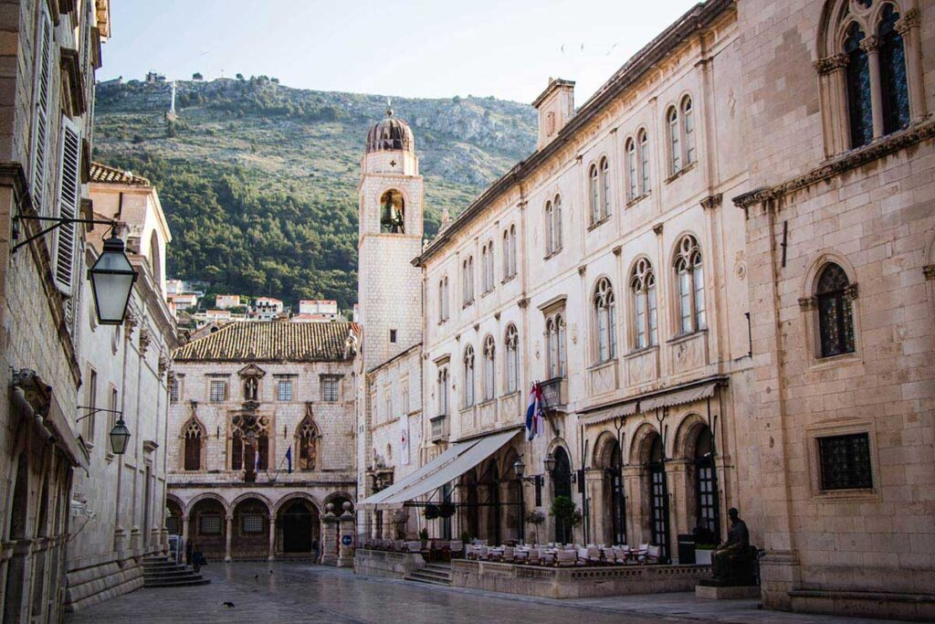 Dubrovnik Old Town - things to do for families in Dubrovnik