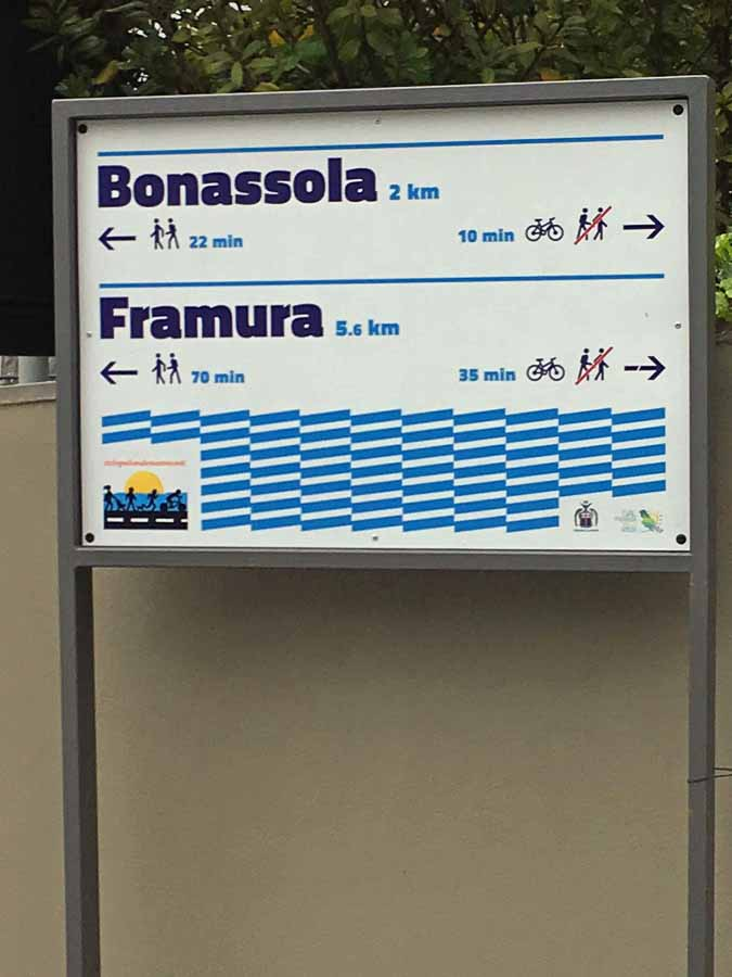 cycling from Levnato to Bonassola and Framura is a fun thing to do with kids in Cinque Terre, Italy
