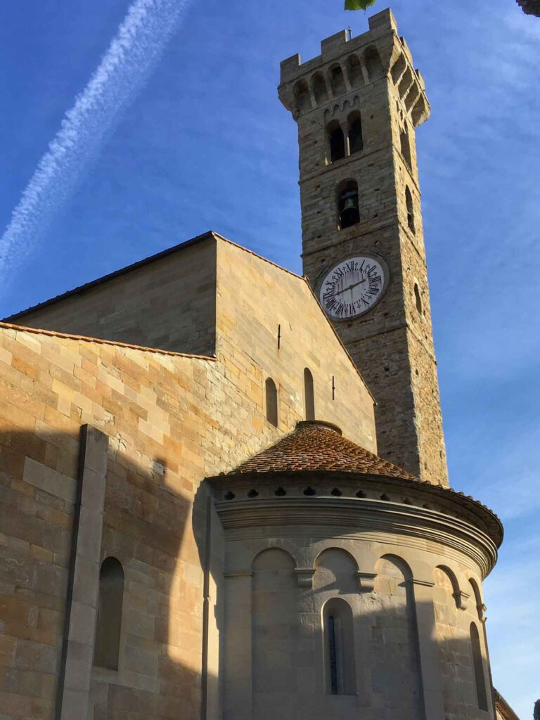 If you are looking for outdoor things to do in florence with kids, try the easy hikes in Fiesole