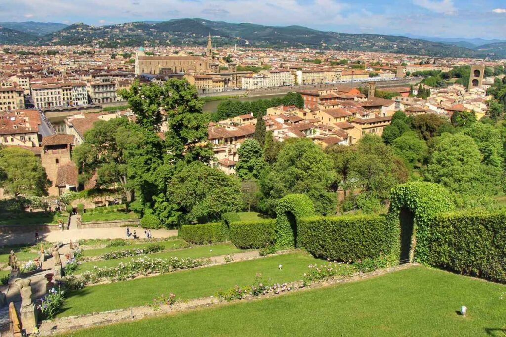 Some of the best kid activities in florence include time outdoors ro run around and burn off energy
