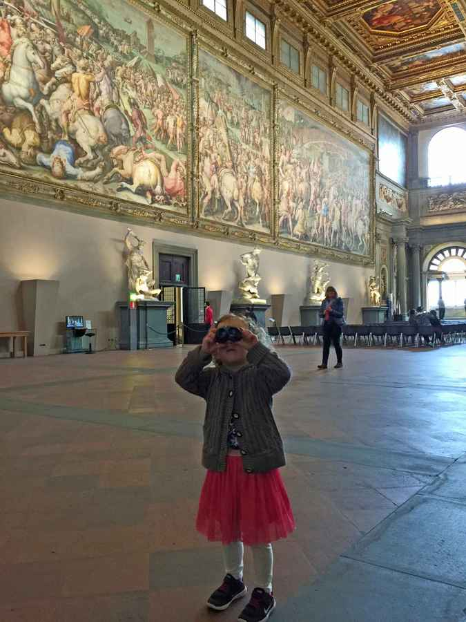 A 4-day florence itinerary with kids