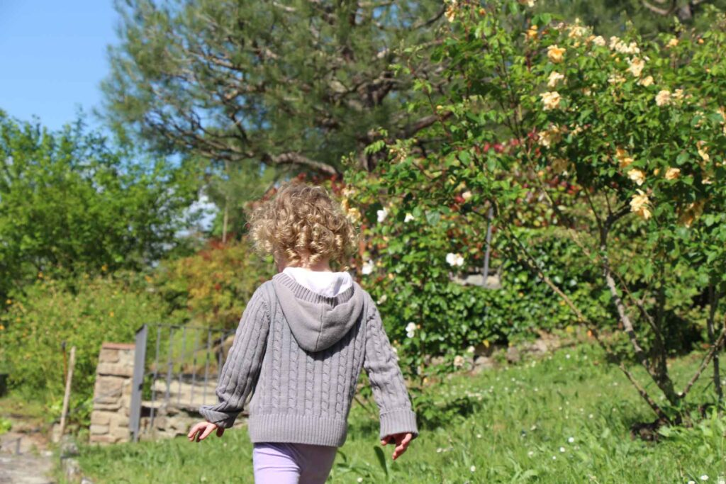 Rose gardens are one of the fun outdoor things to do in florence with kids