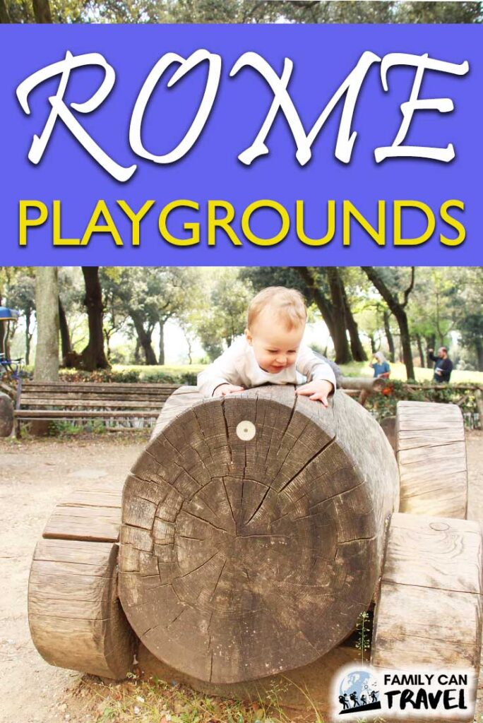 Rome Playgrounds