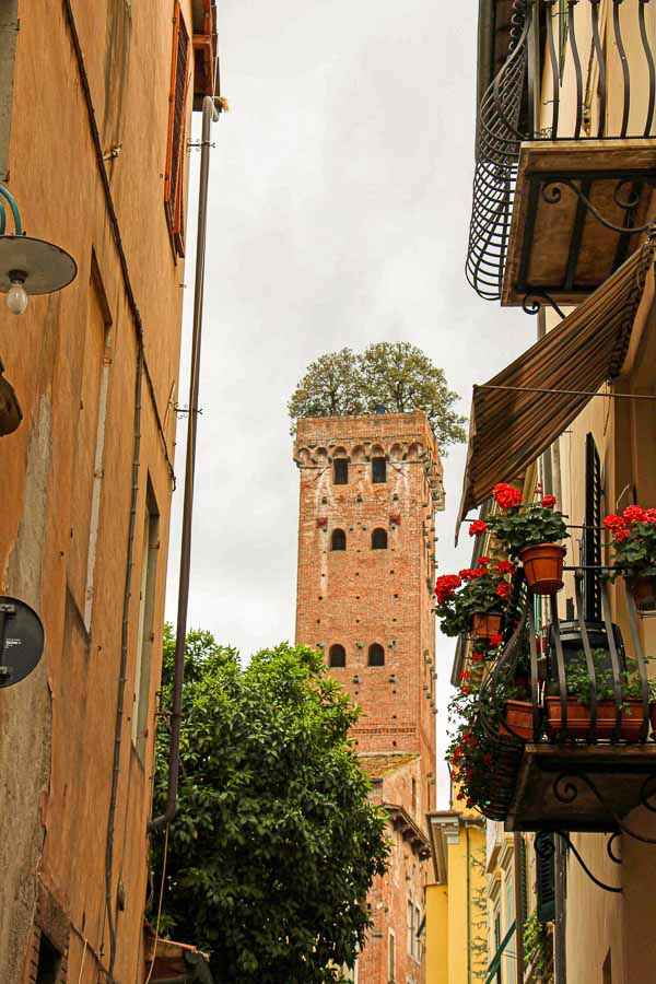 Where to stay in lucca with children