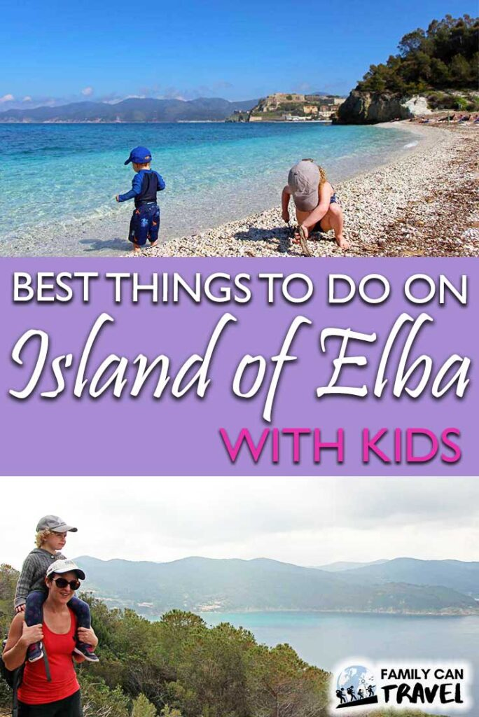 Things to do on Elba with Kids