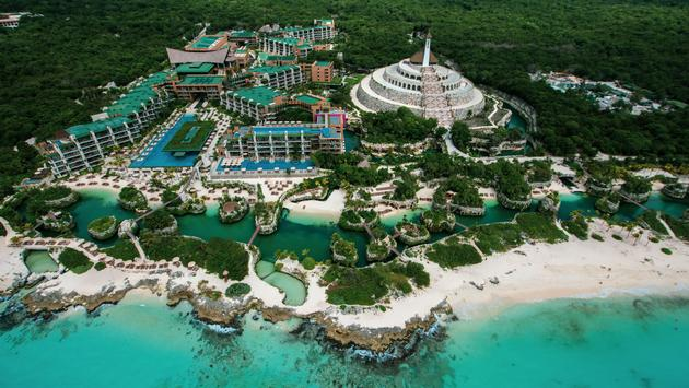 Hotel Xcaret tips