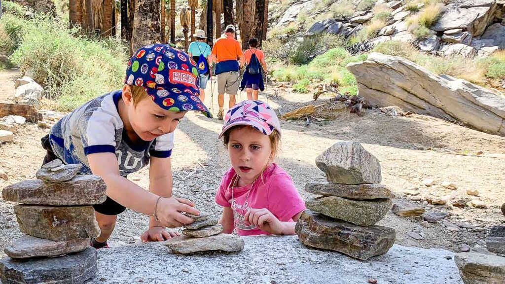 Hot day activities for kids in Palm Springs, CA