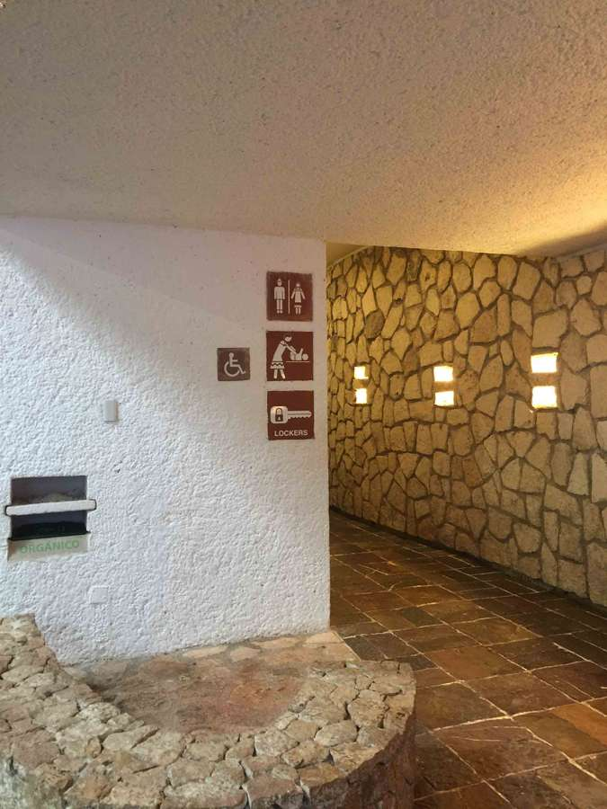 Xcaret tips and tricks - rental towels and a locker for your stuff
