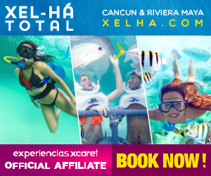 Ad for Xel-Ha Total admission tickets