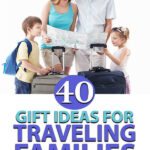gifts for families who love to travel