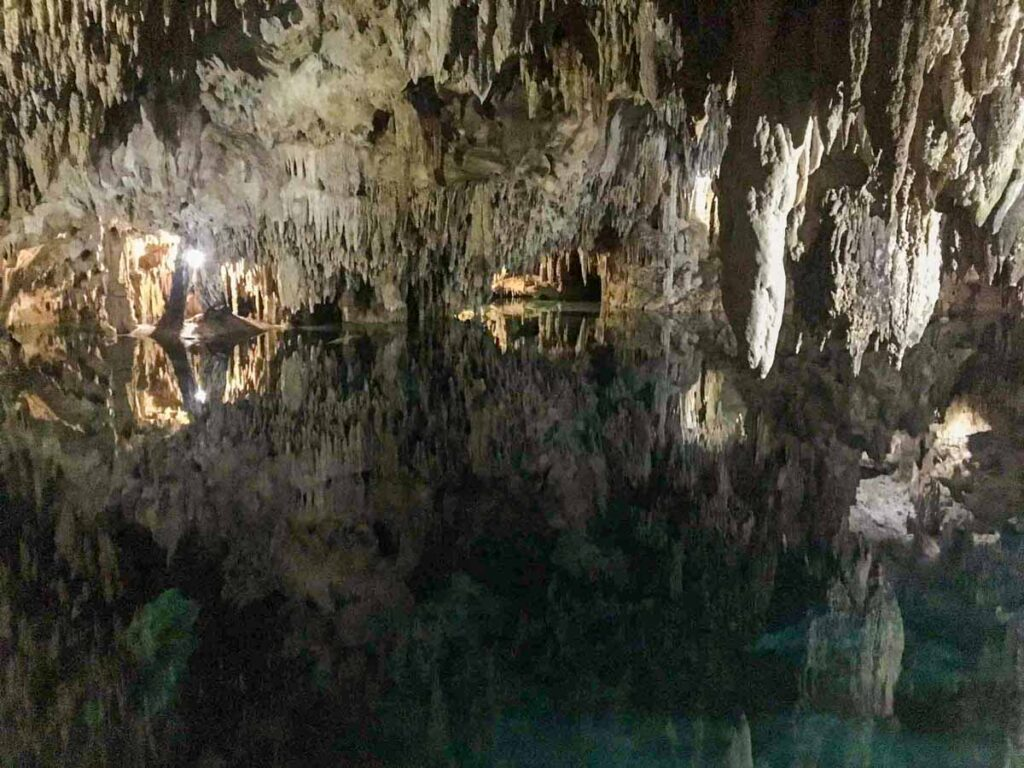 Enjoy one of the Top 10 Underground Walks in the World at Aktun Chen ecopark