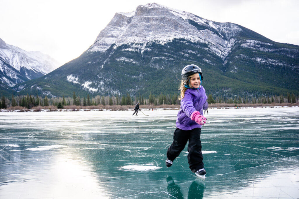 skates are a great gift for outdoorsy kids