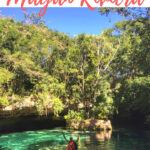 The top eco-parks to visit in the Mayan Riviera with kids! We share all our best tips and what we loved. | Family travel | Mexico with kids | Travel with kids | Toddler #mexico #playadelcarmen #cancun