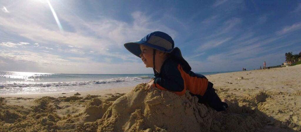 family-friendly beaches in Playa del Carmen - Playacar