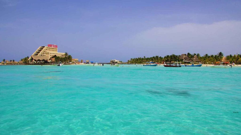 Isla Mujeres - kids love it