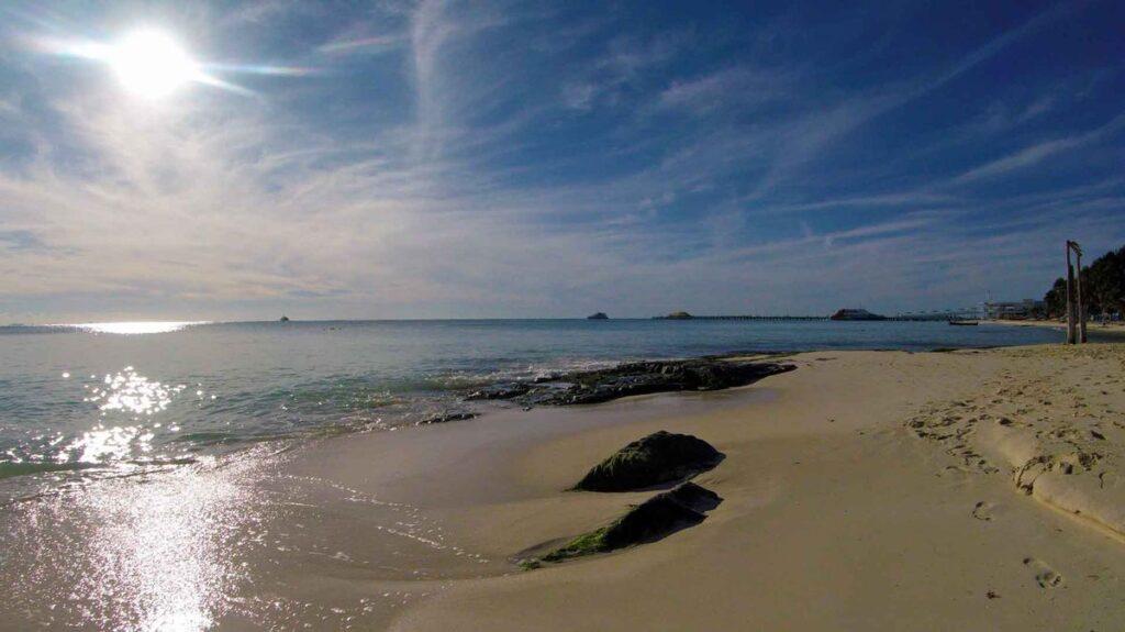 public beaches playa del carmen