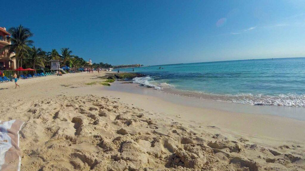 best public beaches playa del carmen - our favorite spot in town