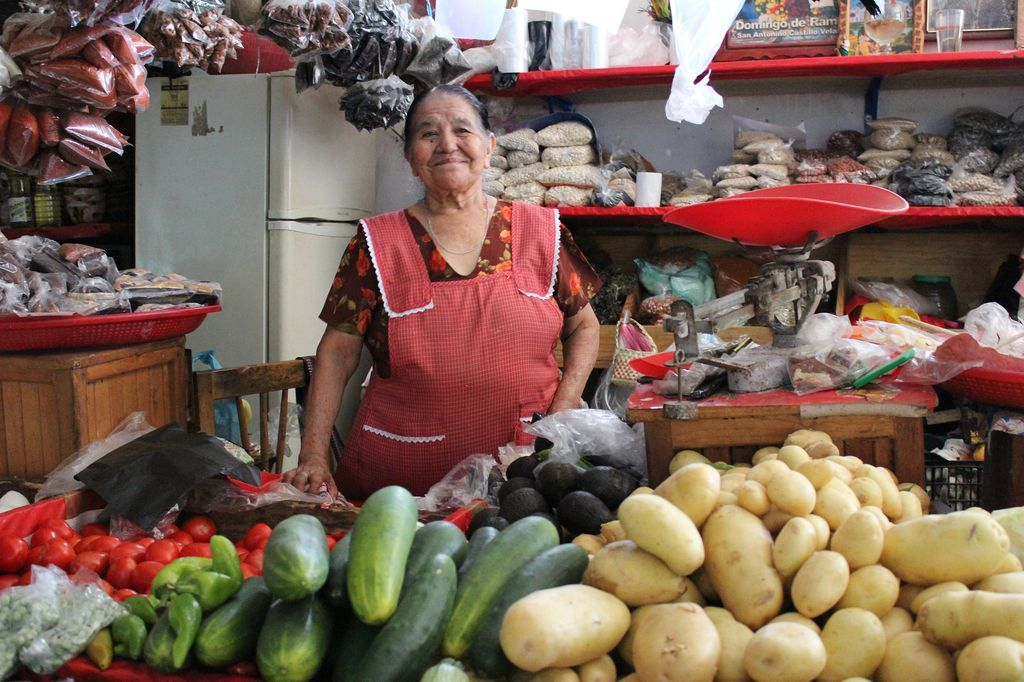 Buying food in Mexico - tips to avoid getting sick