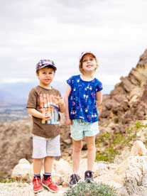 Hiking the Wilderness Loop with Kids