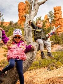 Road Trip in Utah with Kids