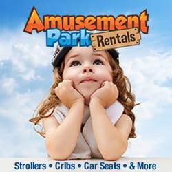 Disney World Stroller Rental - crib rental - car seat rental