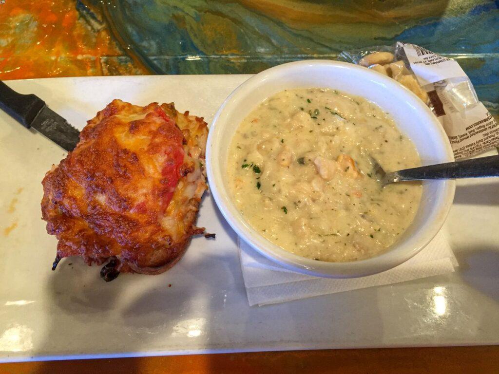 family-friendly restaurants in Wilmington - Michael's Seafood Restaurant