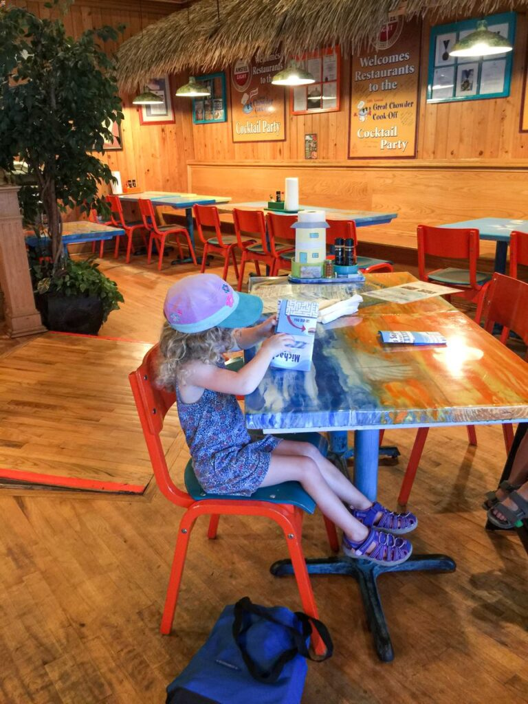 family friendly restaurants in Wilmington, NC - Michael's Seafood Restaurant