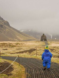 hiking snaefellsnes peninsula iceland - Hellnar to Arnarstapi hike