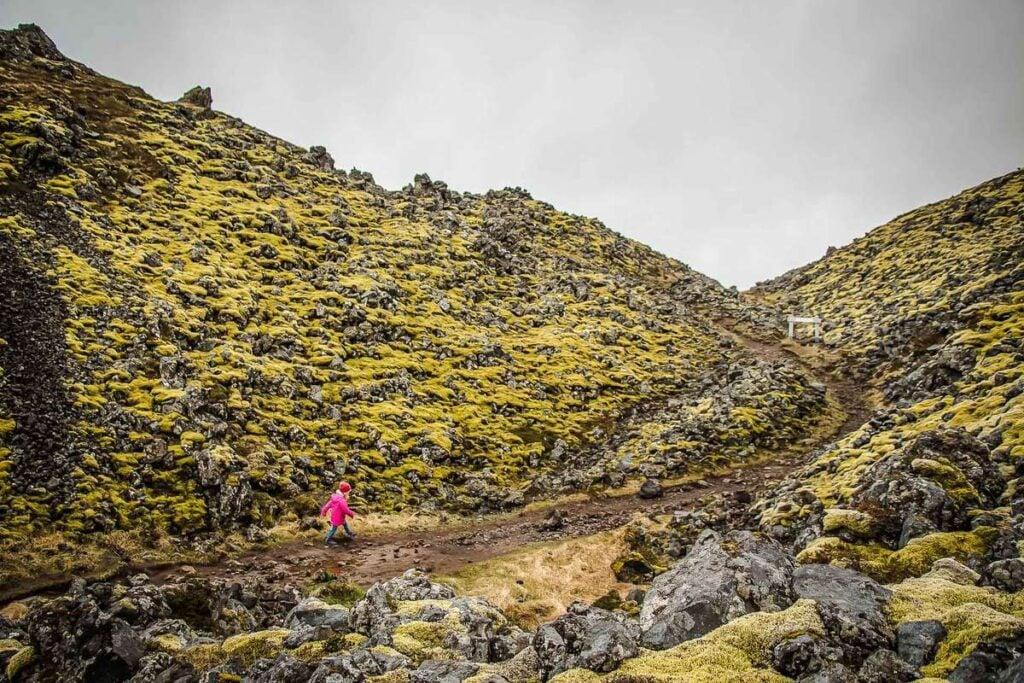 snæfellsnes peninsula hiking - Hellnar Arnarstapi hike