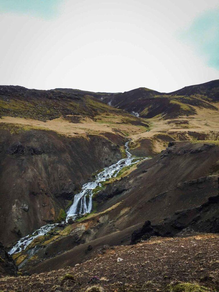 golden circle hot springs - Reykjadalur Hot Spring Thermal River hike