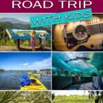 Southern USA Road Trip with Kids